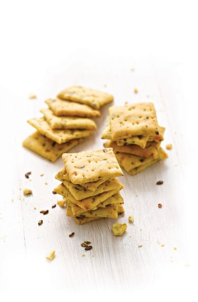 New product: snack crackers